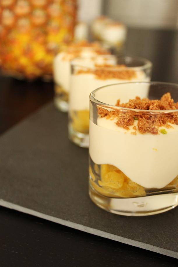 Cheesecake revisit fa on cyril lignac surprises et gourmandises - Pate a gaufre cyril lignac ...