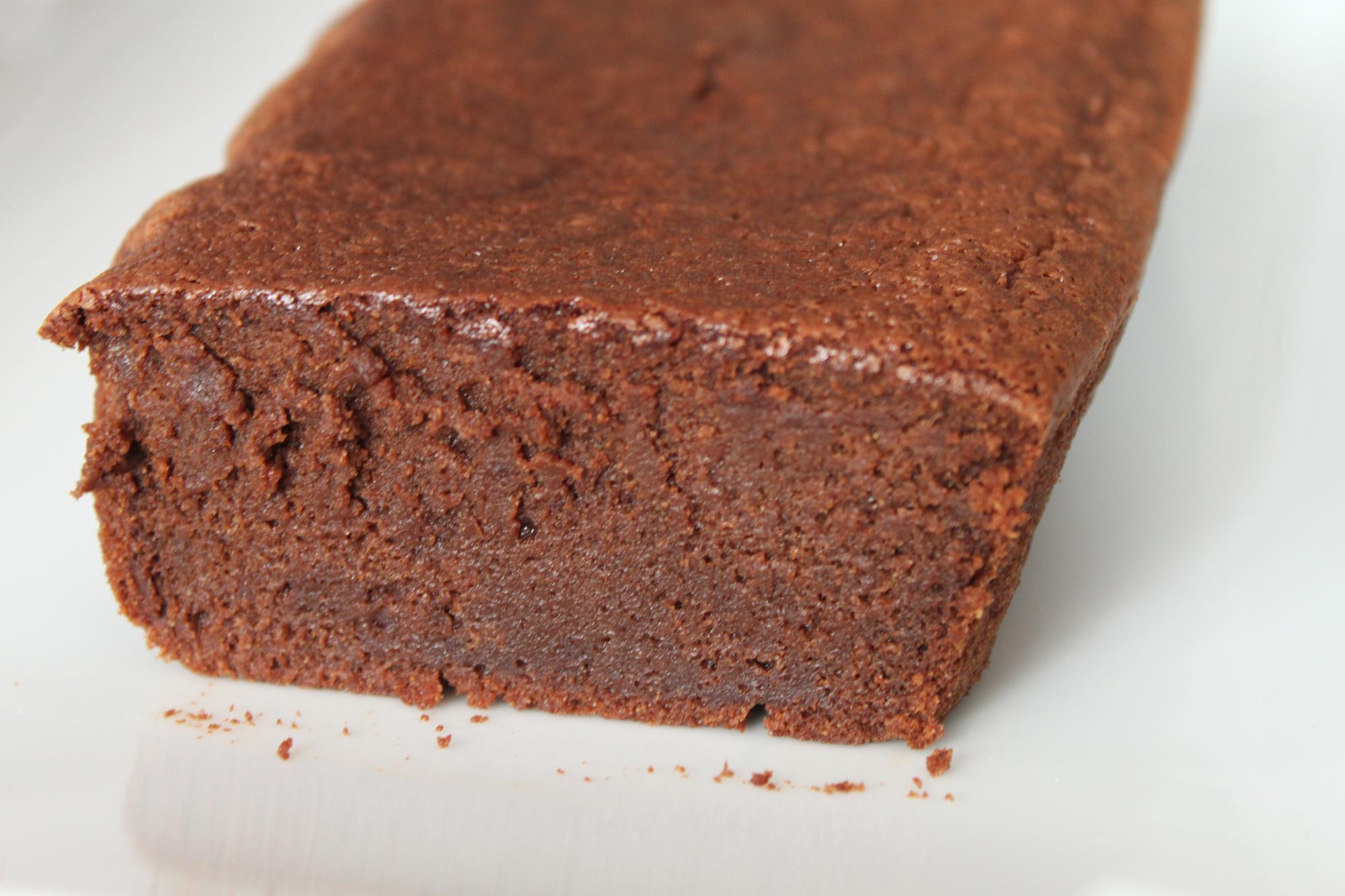 Gateau chocolat non fondant