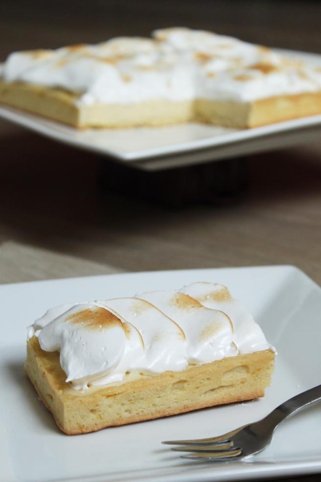 Cake Aux Citrons  Ef Bf Bd La Creme